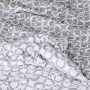 C-Allover (605-76) - махровое полотенце серого цвета Cawo, Германия