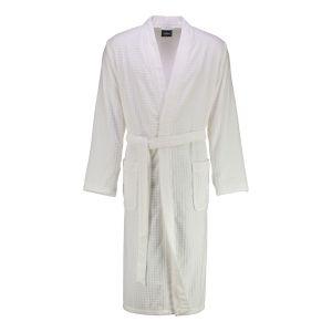 Велюровый мужской халат кимоно (3714-600) Cawo, Германия. Мужской домашний халат кимоно, узор