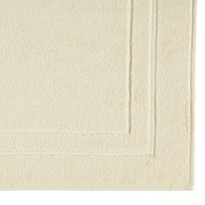 Коврики для ног из хлопка белого цвета Classic (303-351) CAWO, Германия