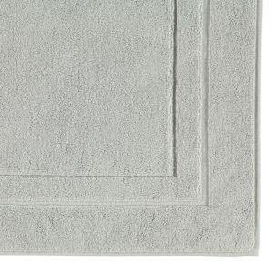 Коврики для ног из хлопка серого цвета Classic (303-705) CAWO, Германия