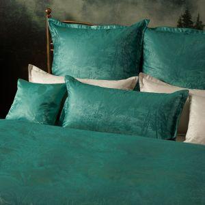 Calista (2594-1094) - элитное двуспальное постельное белье Curt Bauer, Германия