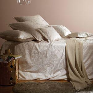 Calista (2594-0167) - элитное двуспальное постельное белье Curt Bauer, Германия
