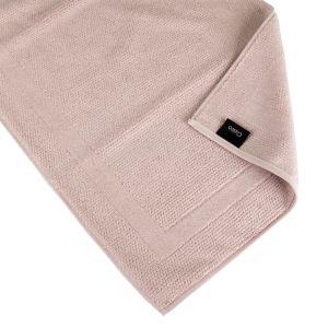 Коврики для ног из хлопка бледно-розового цвета Modern (304-383) CAWO, Германия