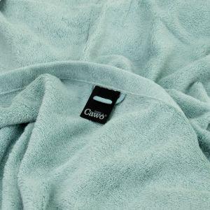 Lifestyle (7007-455) - махровое полотенце светло-зеленого цвета Cawo, Германия