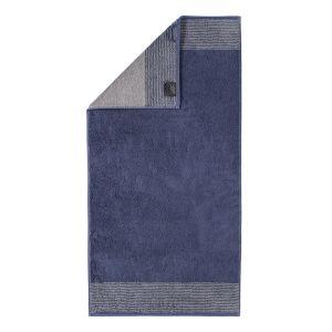 Two-Tone (590-10) - махровое полотенце Cawo, Германия