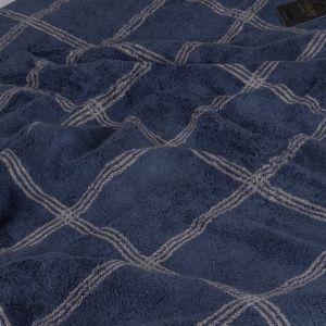 Two-Tone Graphic (604-10) - махровое полотенце Cawo, Германия