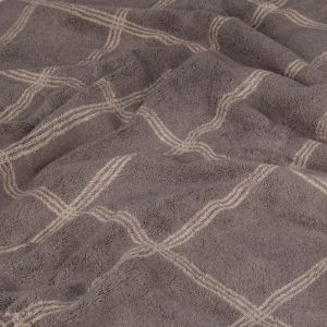 Two-Tone Graphic (604-70) - махровое полотенце Cawo, Германия