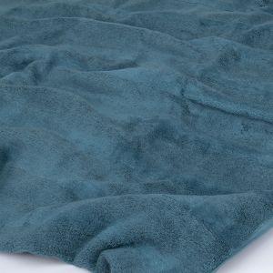 Noblesse 2 (1002-400) - махровое полотенце малахитового цвета Cawo, Германия