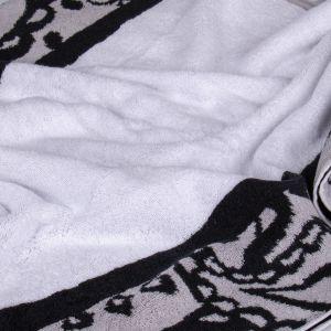 Black & White (975-76) - махровое полотенце Cawo, Германия