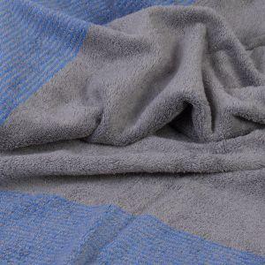 Two-Tone (590-17) – махровое полотенце для пляжа / сауны Cawo, Германия