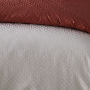 Kate (9008-0183) - элитное двуспальное постельное белье Curt Bauer, Германия