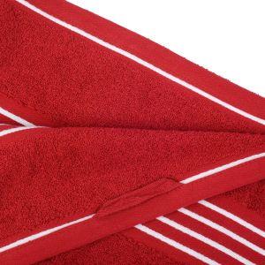 Gözze RIO (140-33) - махровое полотенце красного цвета Gözze, Германия