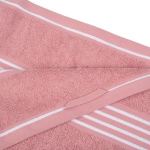 Gözze RIO (140-39) - махровое полотенце розового цвета Gözze, Германия