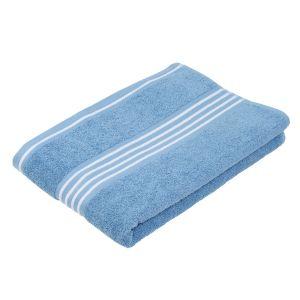 Gözze RIO (140-50) - махровое полотенце синего цвета Gözze, Германия