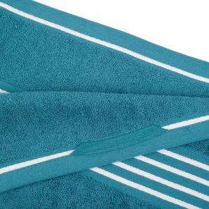 Gözze RIO (140-54) - махровое полотенце бирюзового цвета Gözze, Германия