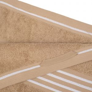 Gözze RIO (140-73) - махровое полотенце песочного цвета Gözze, Германия