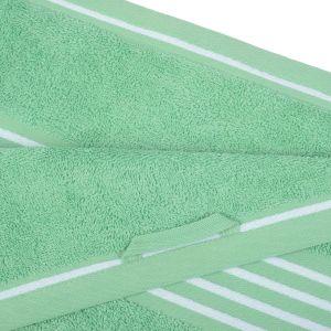 Gözze RIO (140-82) - махровое полотенце зеленого цвета Gözze, Германия