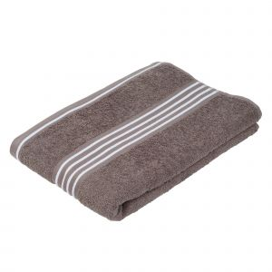 Gözze RIO (140-92) - махровое полотенце серого цвета Gözze, Германия