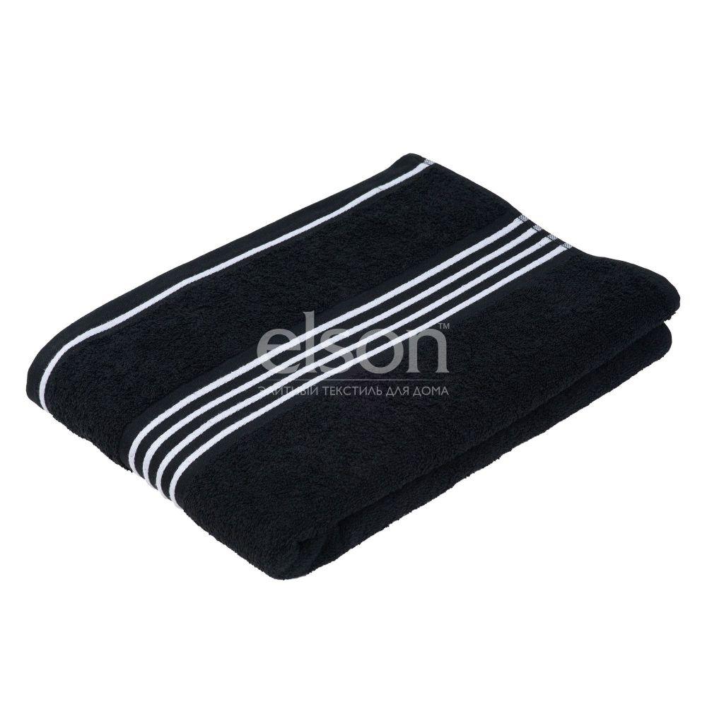 Gözze RIO (140-99) - махровое полотенце черного цвета Gözze, Германия