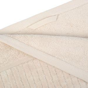 Gözze BIO (188-10) - махровое полотенце кремового цвета Gözze, Германия