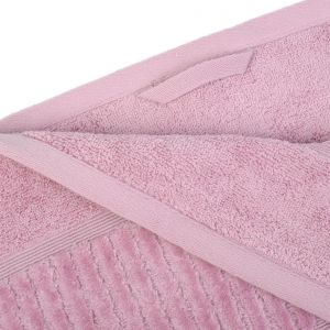 Gözze BIO (188-39) - махровое полотенце розового цвета Gözze, Германия