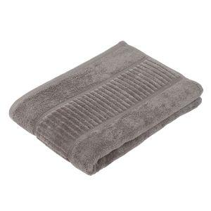 Gözze BIO (188-90) - махровое полотенце серого цвета Gözze, Германия