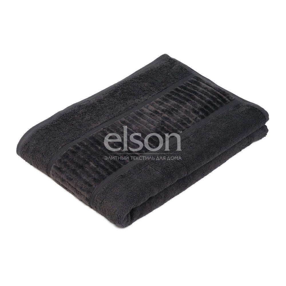Gözze BIO (188-91) - махровое полотенце темно-серый цвета Gözze, Германия