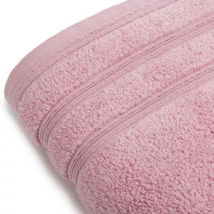 Gözze MONACO (188-39) - махровое полотенце розового цвета Gözze, Германия