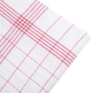 Кухонное полотенце красного цвета (60152-37) Gözze, Германия