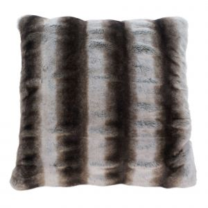 Декоративная подушка из искусственного меха Felloptik Chinchilla (40078) Gözze, Германия