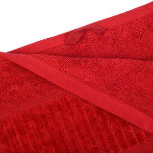 Gözze BIO (188-37) - махровое полотенце красного цвета Gözze, Германия