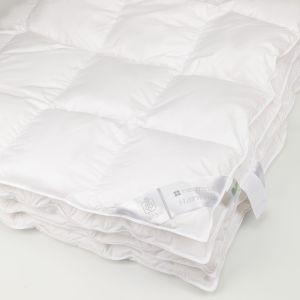 Пуховое одеяло класса люкс Hermetic Harmonie Verse (Германия) - демисезонное, среднее одеяло