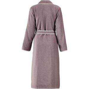 Женский махровый халат  с воротником Cawo (4320-302)
