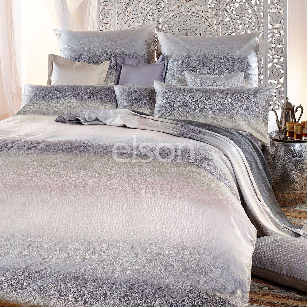 Элитное постельное белье Curt Bauer Soraya (2515-0135), Германия. Двуспальное с жаккардовым плетением
