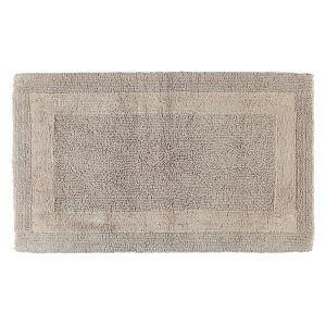 Двухсторонний коврик для ванной песочного цвета UNI (1000-375) CAWO (Германия)