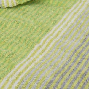 Полотенце махровое салатового цвета Cawo Noblesse Cashmere (1056-045), 100% египетский хлопок