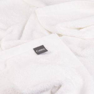 Lifestyle (7007-600) - махровое полотенце белого цвета Cawo, Германия