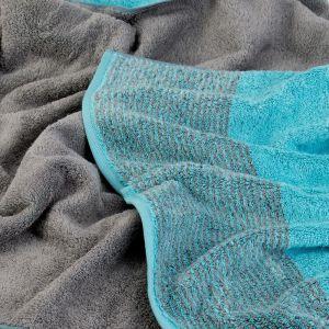 Two-Tone (590-47) - махровое полотенце Cawo, Германия